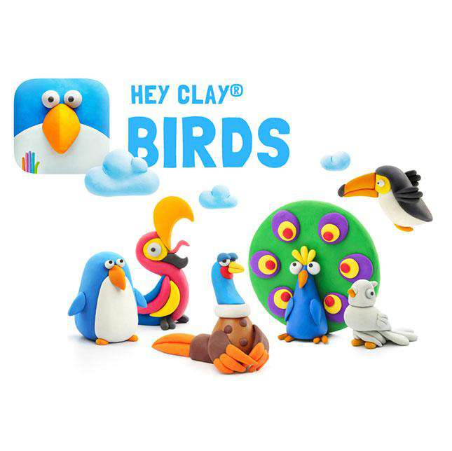 Hey Clay ~ Birds