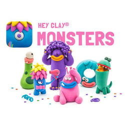 Hey Clay ~ Monsters