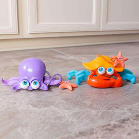 Fat Brain Toys | Crabby & Inky
