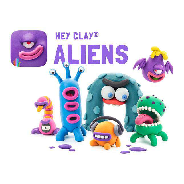 Hey Clay ~ Aliens