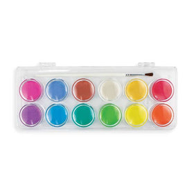 Ooly | Chroma Blends Pearlescent Watercolors - 13 Piece Set