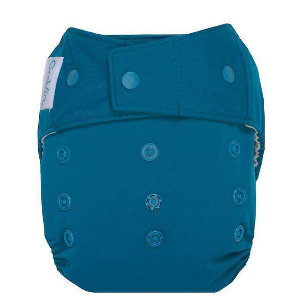 GroVia Diaper Shell Snap - Abalone