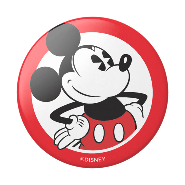 Popsockets | Complete Swappable PopGrip ~ Mickey Classic