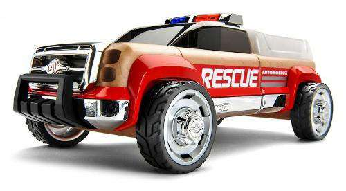 Automoblox | T900 Rescue Truck