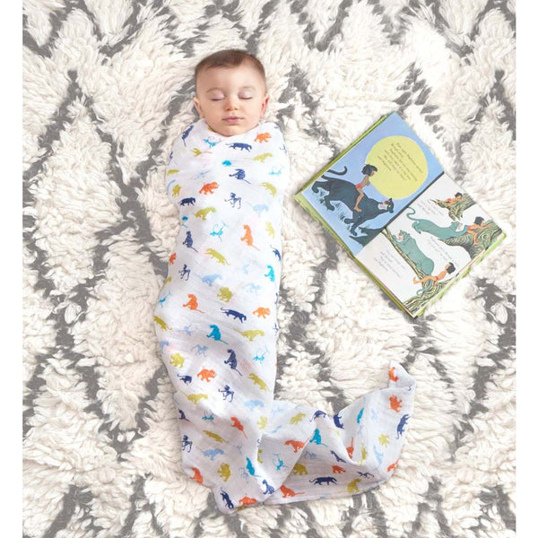 aden + anais ~ Jungle Book Single Swaddle
