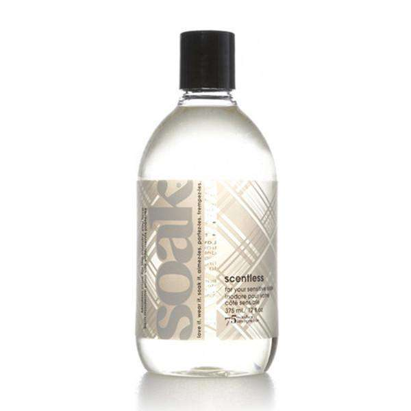 Soak Wash | Scentless 12 fl oz Bottle