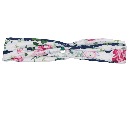 Bumblito | Adult Headband ~ Belle Blossoms