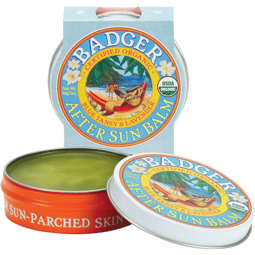 Badger Healthy Body Care ~ After Sun Balm 2 oz.