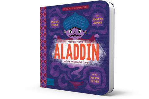 BabyLit Book | Aladdin and the Wonderful Lamp