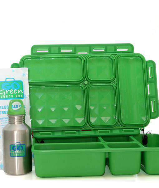 Go Green Lunch Box | Under Construction