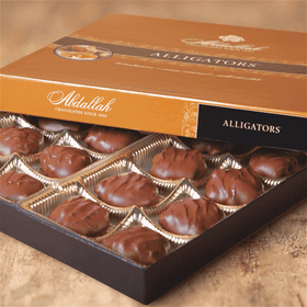 Abdallah Chocolate | Boxed Chocolate Selection ~ Alligators
