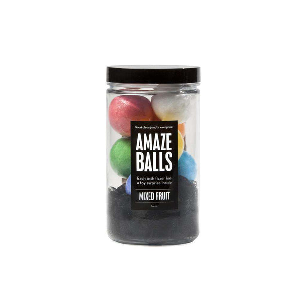 DaBomb Bath Fizzers | Amaze Balls Mixed Fruit Jar