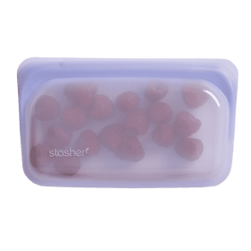 Stasher Snack Bag | Amethyst