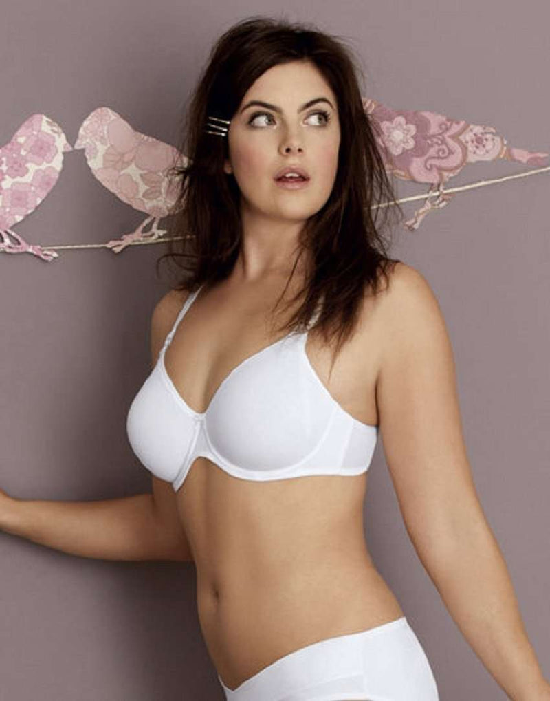 Anita | Summer Underwire Spacer Nursing Bra | Powder