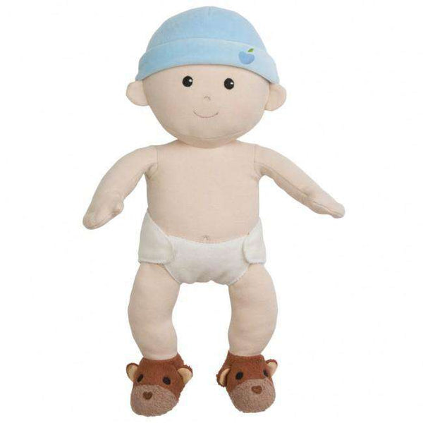 Apple Park Organic Doll | Baby Boy