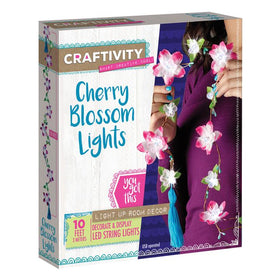 Craftivity | Cherry Blossom Lights