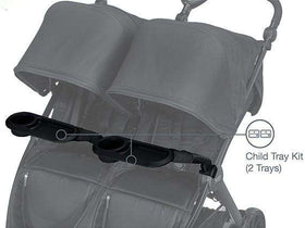 Britax Accessories | Double Child Tray Kit (2 Trays)