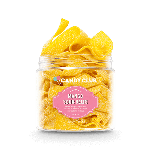 Candy Club ~ Mango Belts