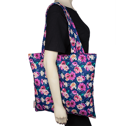 Smart Bottoms Tote Bag | Petit Bouquet