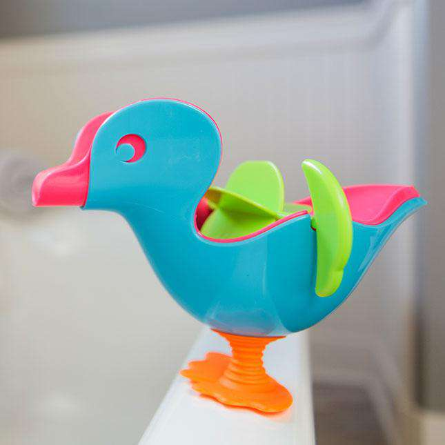 Fat Brain Toys | Quack Stack Bath Toy