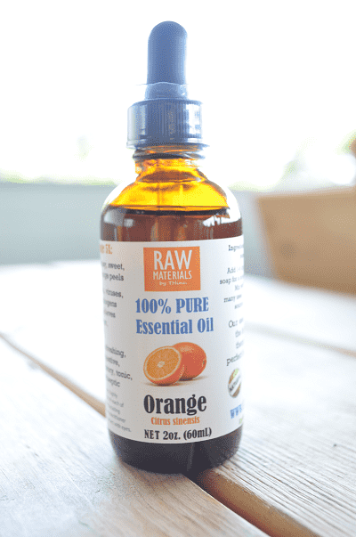 Taylor's Orange Essential Oil - 2oz.