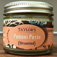 Taylor's Puanani Paste - 2oz. Unscented
