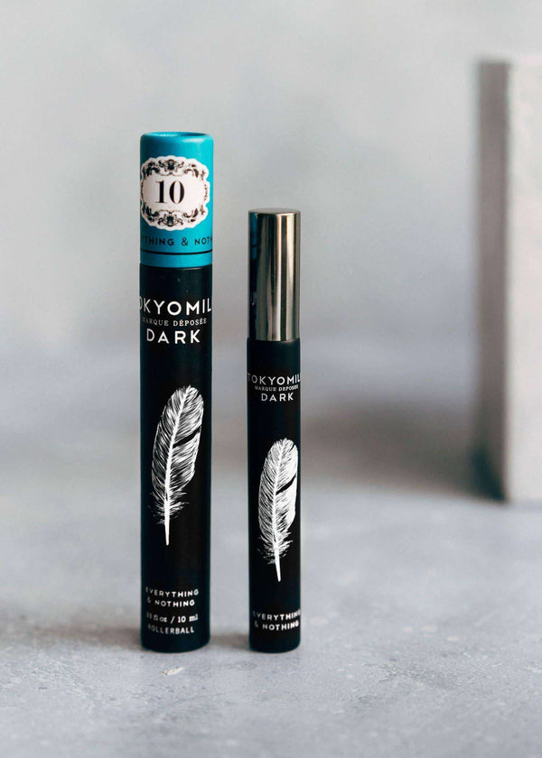 TokyoMilk Dark - Everything and Nothing Rollerball Parfum