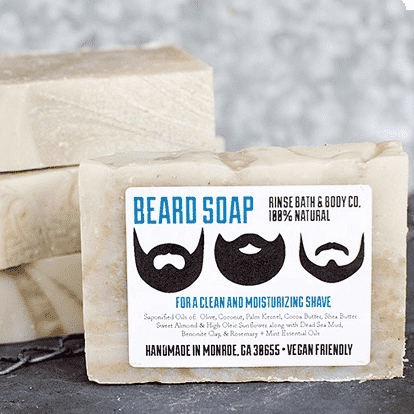 Rinse Bath Body Inc | Beard Bar Facial Soap