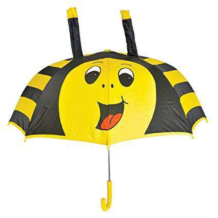 Toysmith Umbrella ~ Bee