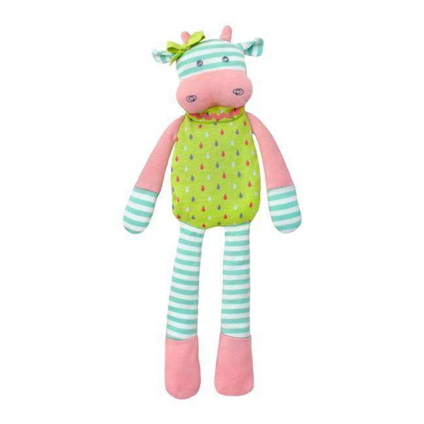 Apple Park Organic Farm Buddies Plush | Belle Cow