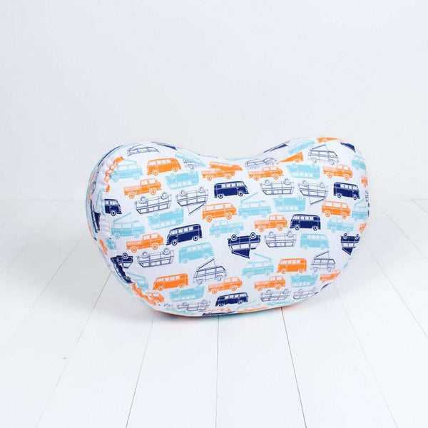 Bebe au Lait | Nursing Pillow Slipcover ~ Premium Cotton Big Sur