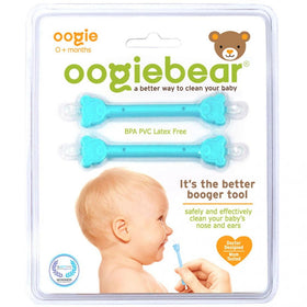 Oogiebear Nasal & Ear Cleaner - 2 Pack