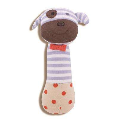 Apple Park Organic Farm Buddies Squeaky Toy | Boxer the Dog