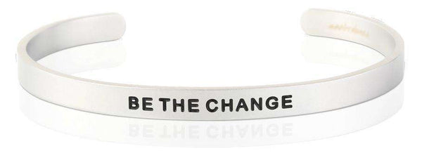 MantraBand For Him | Be The Change