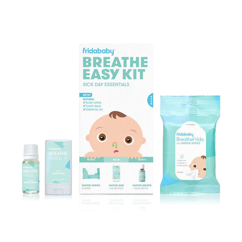 BreatheFrida | Breathe Easy Kit