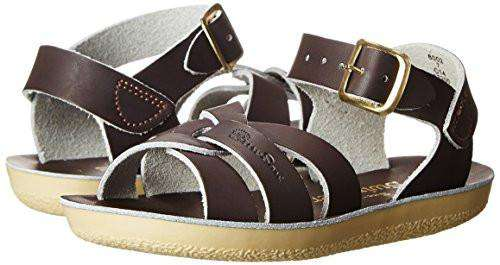 Sun-San Swimmer Sandal | Brown (toddler)