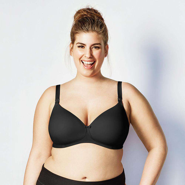 Bravado Buttercup Nursing Bra | Black