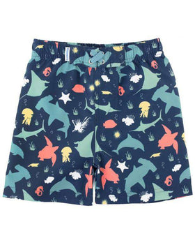 RuggedButts | Swim Trunks ~ Under The Sea