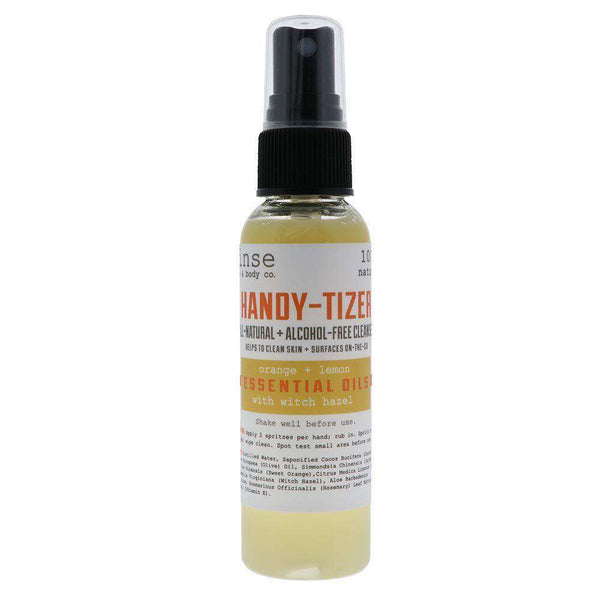 Rinse Bath Body Inc - HandyTizer - Orange Lemon