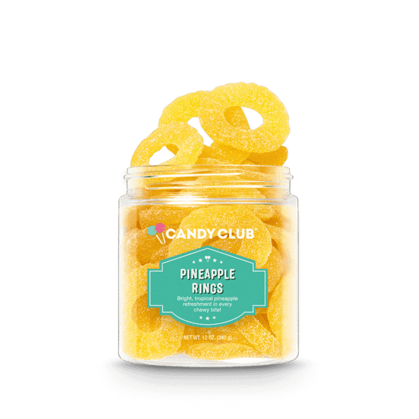Candy Club ~ Pineapple Rings
