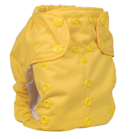 Smart Bottoms | Dream Diaper 2.0 ~ Basic Yellow