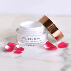 WildBloom Skincare - Glycolic Recharge Mini Peel