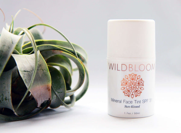 WildBloom Skincare - Tinted Mineral SPF Lotion