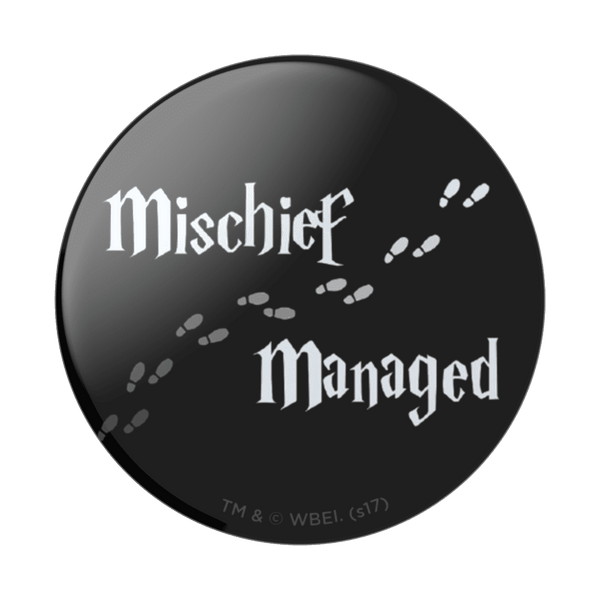 Popsockets | Complete Swappable PopGrip ~ Mischief Managed