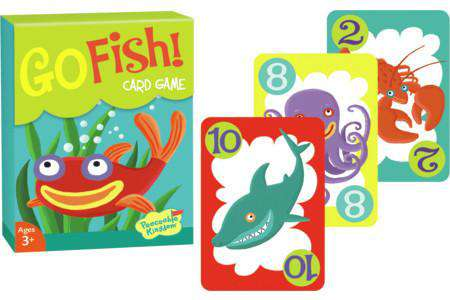 Peaceable Kingdom | Card Games ~  Go Fish