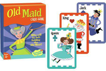 Peaceable Kingdom | Card Games ~ Old Maid