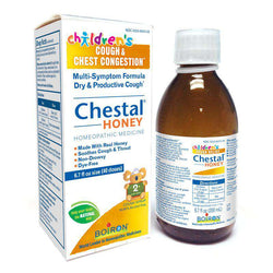 Boiron ~ Children's Chestal Honey ~ Cough & Chest Congestion