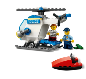 Lego City ~ Police Helicopter