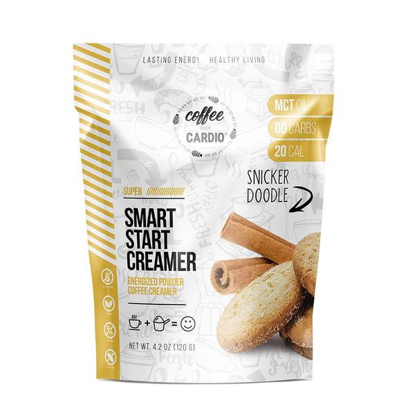 Coffee Over Cardio® - Super Smart Start Creamer