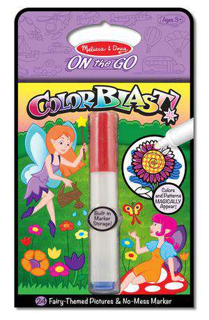 Melissa & Doug | On the Go Color Blast | Fairy